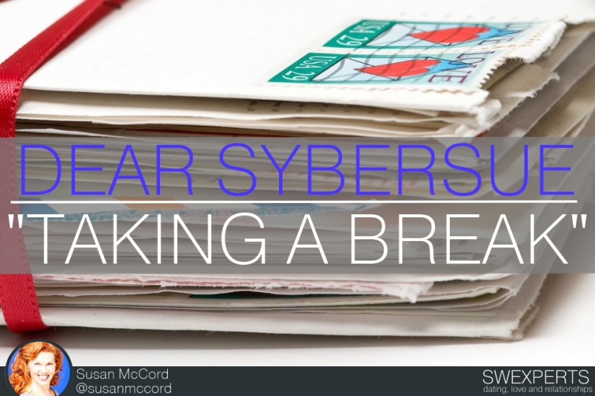 Susan-McCord-Dear-Sybersue-taking-a-break photo