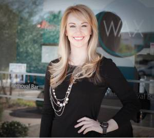 Luba Sasowski Owner & Founder of the Waxbar in Vancouver & Many Other Locations
