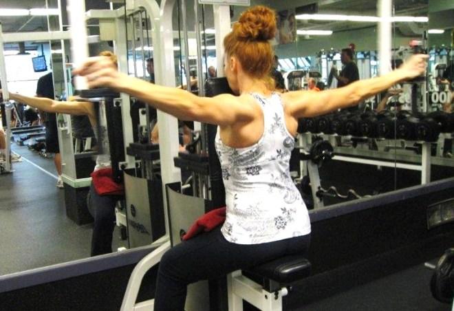 Susan McCord  Gym Fitness