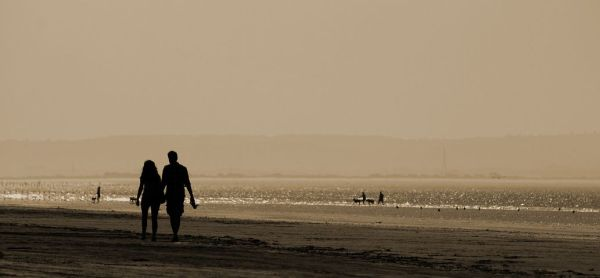 Serial Dater Long Walk on the Beach