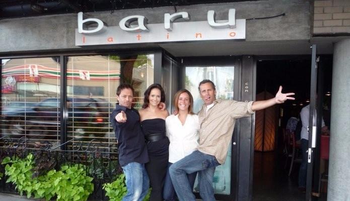 Baru Latino Restaurant in Vancouver BC